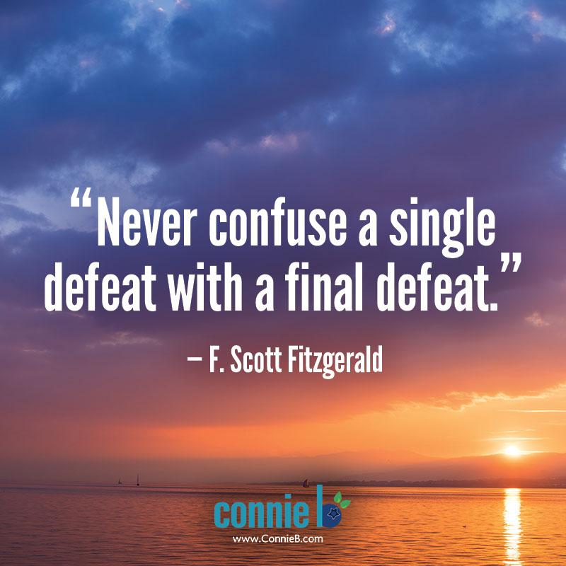 single defeat