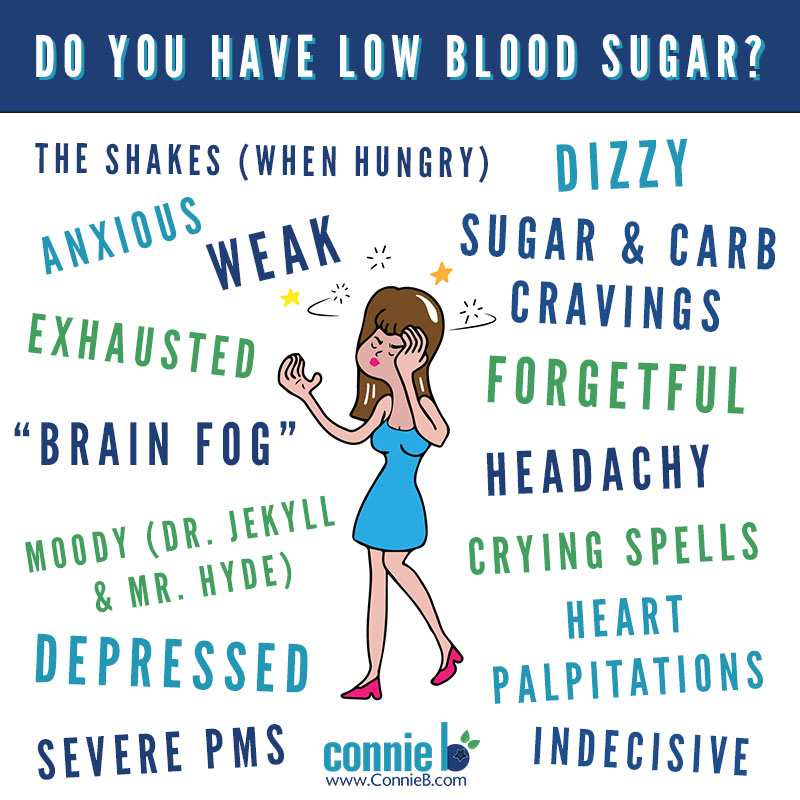 Are You Moody, Tired or Confused? It May Be Hypoglycemia