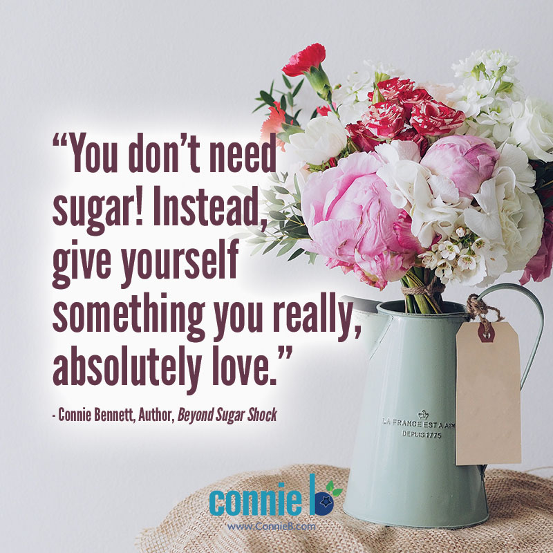 you don't need sugar