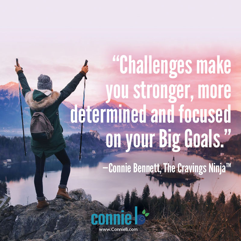 challenges make you stronger