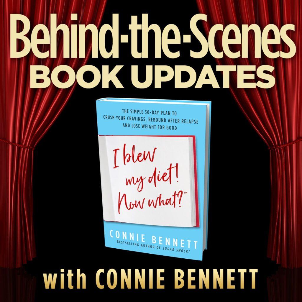 Behind-the-Scenes Book Updates